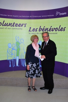 2017-Volunteer awards