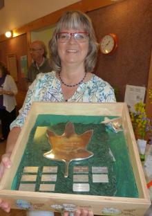 2017 Hazel Wilson award